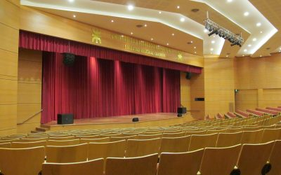 Auditorio interna